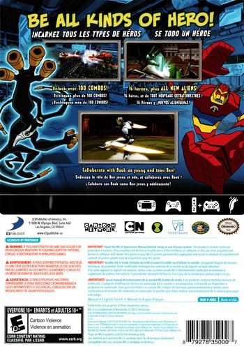 Ben 10: Omniverse WiiU backM (ABEEG9)
