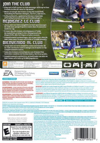 FIFA Soccer 13 WiiU backM (AF3E69)