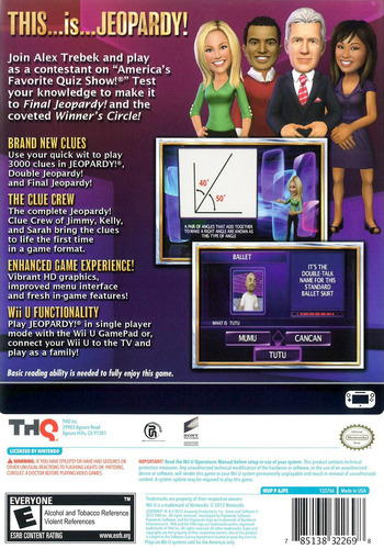 Jeopardy! WiiU backM (AJPE78)