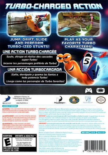 Turbo:Super Stunt Squad WiiU backM (ATBEG9)