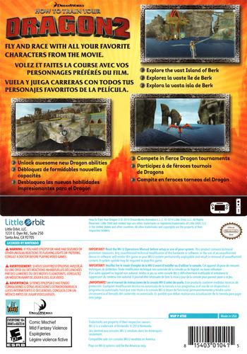 How to Train Your Dragon 2 WiiU backM (ATDEVZ)