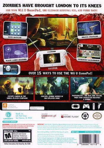 ZombiU WiiU backM (AZUE41)