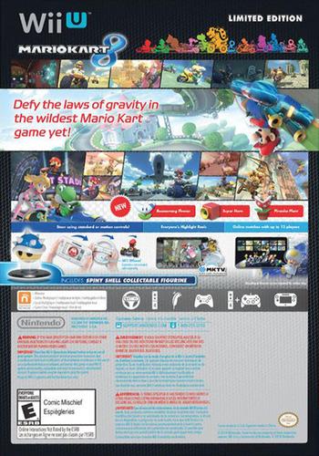 Mario Kart 8 WiiU backMB (AMKE01)