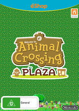 Animal Crossing Plaza eShop cover (ADBP)
