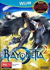 Bayonetta 2 WiiU cover (BPCP01)
