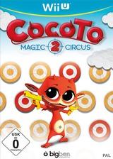 Cocoto Magic Circus 2 WiiU cover (ACCPNK)