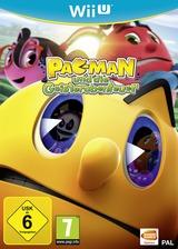 Pac-Man und die Geisterabenteuer WiiU cover (APCPAF)