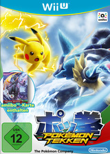 Pokémon Tekken WiiU cover (APKP01)