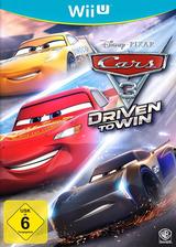Cars 3: Driven to Win WiiU cover (BA4PWR)