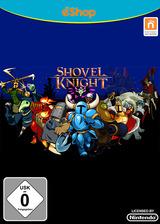 Shovel Knight eShop cover (WKNP)