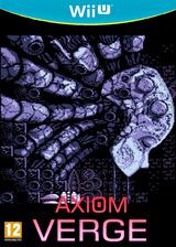 Axiom Verge eShop cover (AVEP)