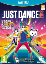 Just Dance 2018 WiiU cover (BJ8P41)
