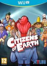 Citizens Of Earth eShop cover (WCUP)