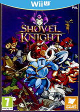 Shovel Knight WiiU cover (WKNPAY)