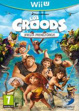 Los Croods: ¡Fiesta Prehistórica! WiiU cover (ACRPAF)