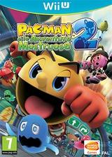 Pac-Man y las Aventuras Fantasmales 2 WiiU cover (BPMPAF)