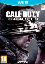 Call of Duty: Ghosts pochette WiiU (ACPP52)