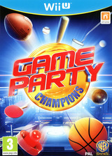 Game Party Champions pochette WiiU (AGPPWR)