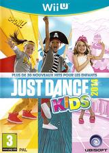 Just Dance Kids 2014 pochette WiiU (AJKP41)