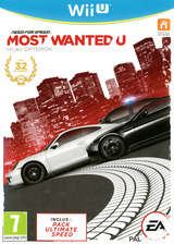Need for Speed: Most Wanted U pochette WiiU (ANSP69)