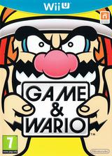 Game & Wario pochette WiiU (ASAP01)
