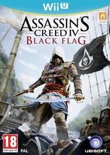 Assassin's Creed IV:Black Flag pochette WiiU (ASBP41)