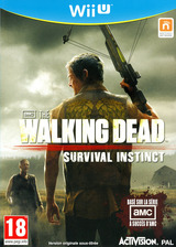 The Walking Dead: Survival Instinct pochette WiiU (AWDP52)