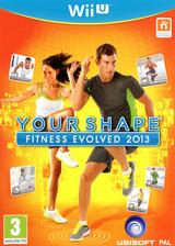 Your Shape: Fitness Evolved 2013 pochette WiiU (AYSP41)