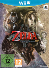 The Legend of Zelda: Twilight Princess HD pochette WiiU (AZAP01)