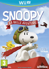 The Peanuts Movie: Snoopy's Grand Adventure pochette WiiU (BPEP52)