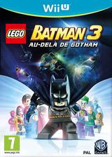 LEGO Batman 3:Au-delà de Gotham pochette WiiU (BTMPWR)
