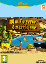 My Exotic Farm pochette eShop (WEFP)