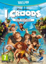 I Croods: Festa Preistorica! WiiU cover (ACRPAF)