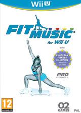 Fit Music for Wii U WiiU cover (AFMPYF)