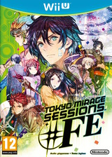 Tokyo Mirage Sessions #FE WiiU cover (ASEP01)