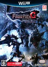 モンスターハンター フロンティアGビギナーズパッケージ WiiU cover (AMFJ08)