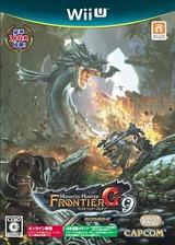 モンスターハンター フロンティアG9 プレミアムパッケージ WiiU cover (BH9J08)