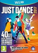 Just Dance 2017 WiiU cover (BJ7P41)