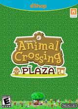 Animal Crossing Plaza eShop cover (ADBE)