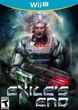 Exile's End eShop cover (AE4E)