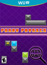 Funky Physics eShop cover (AF5E)