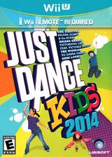 Just Dance Kids 2014 WiiU cover (AJKE41)