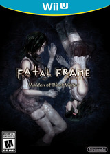 Fatal Frame: Maiden of Black Water eShop cover (AL5E)