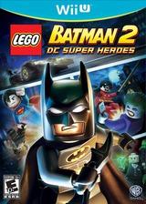 LEGO Batman 2: DC Super Heroes WiiU cover (ALBEWR)