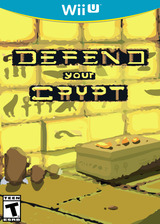 Defend your Crypt eShop cover (ALFE)