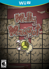 Molly Maggot eShop cover (AM5E)