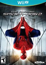 The Amazing Spider-Man 2 WiiU cover (AM9E52)