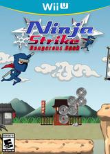 Ninja Strike: Dangerous Dash eShop cover (ANJE)