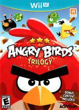 Angry Birds Trilogy WiiU cover (ANRE52)