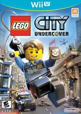 LEGO City Undercover WiiU cover (APLE01)